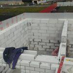 Кладка наружной стены