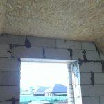 Подшивка потолка фанерой OSB-3